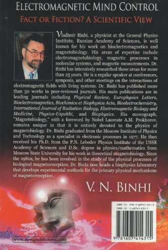 Book Cover: Electromagnetic Mind Control
